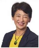 JSA Chairwoman Naoe Hashimoto